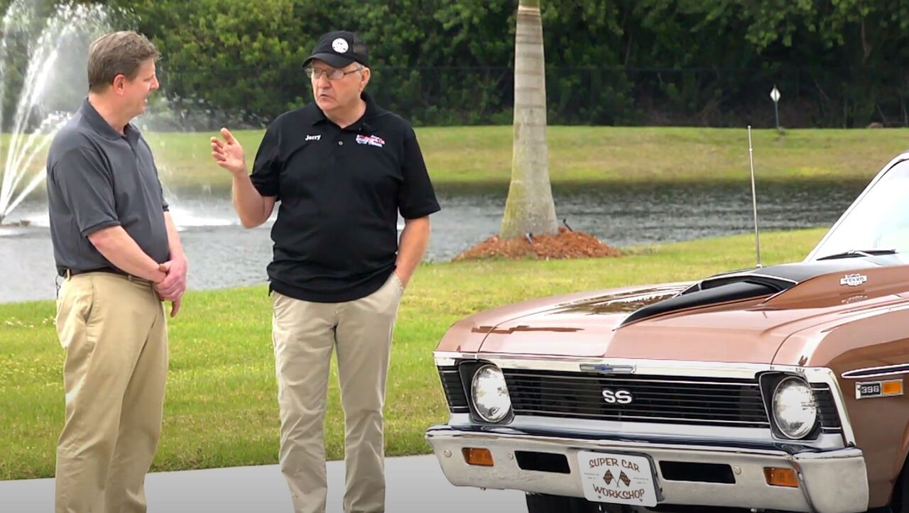 Classic Drive Television talks Yenko Novas with Jerry Frye
