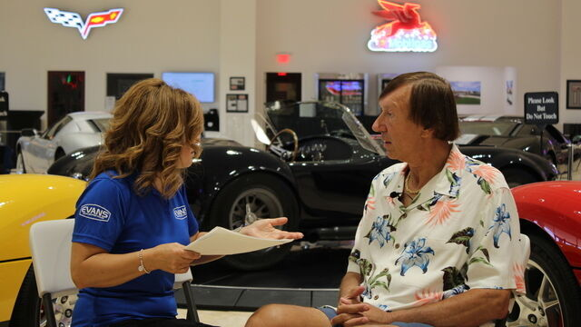Evans Waterless Coolant interview with AMCM's owner Mark Pieloch
