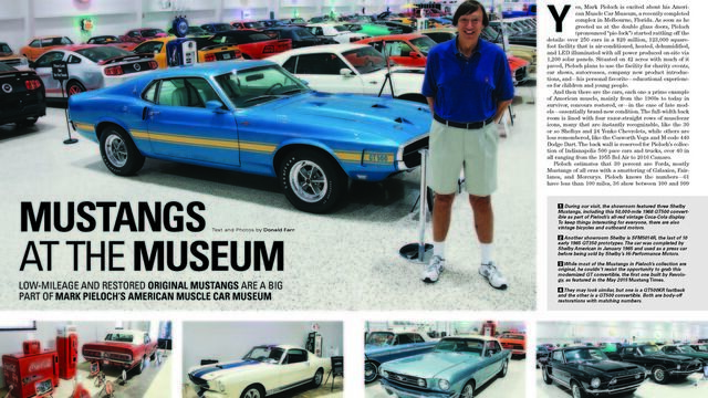 Mustang Times Interview & Photo Shoot - February 1, 2017