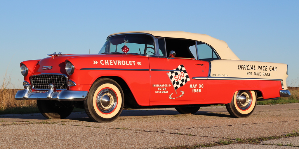1955 Chevrolet Bel Air Indy Pace Car