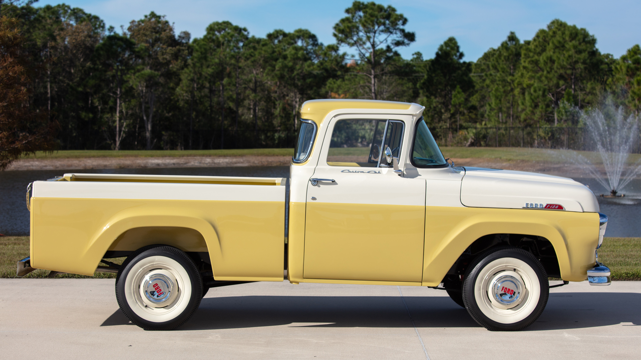 Colonial Buick Gmc >> 1957 Ford F100 1/2 Ton Pickup