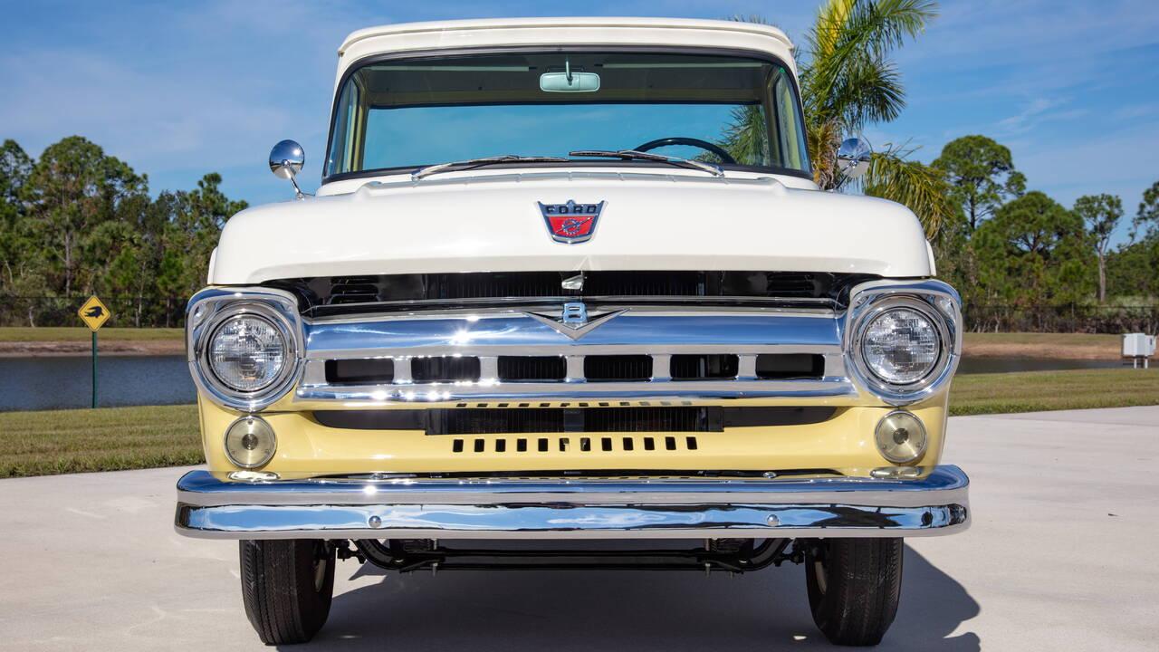 1957 Ford F100 1/2 Ton Pickup