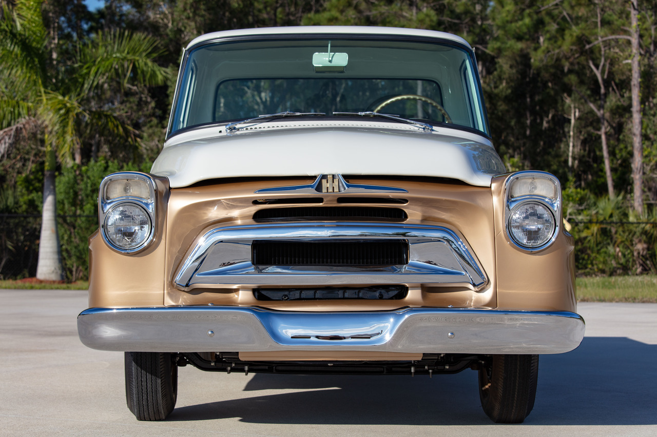 international harvester  golden jubilee  ton pickup