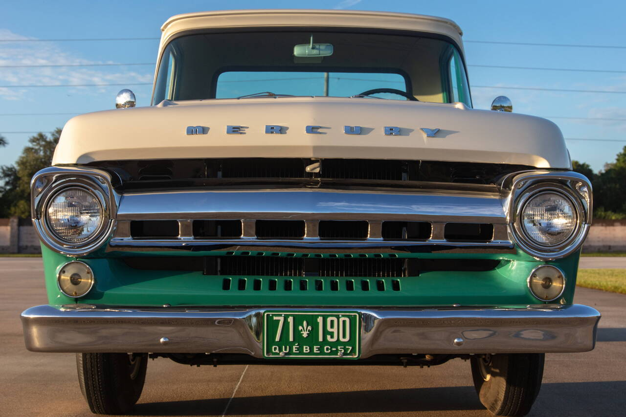 Colonial Buick Gmc >> 1957 Mercury M100 Pickup