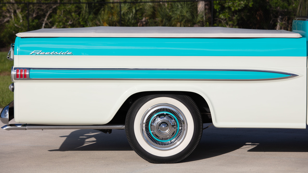 1959 Chevrolet Apache Series 3100 1/2 Ton Pickup