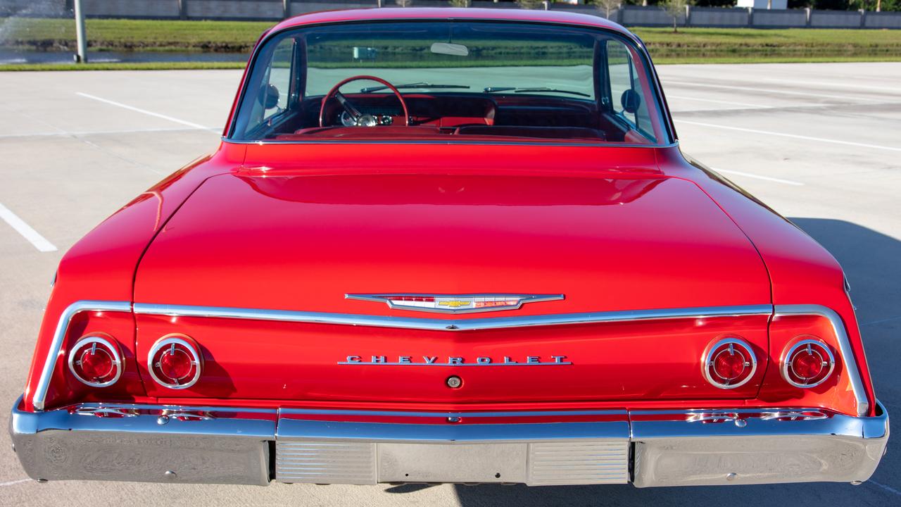 1962 Chevrolet Bel Air Bubble Top