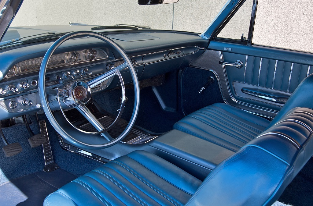Build A Dodge >> 1962 Ford Galaxie 500 XL Sunliner