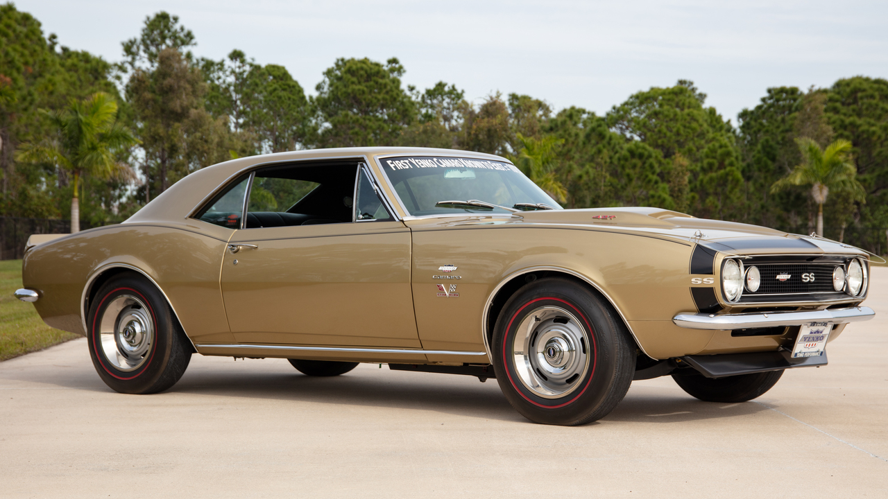 1967 Chevrolet Camaro Yenko