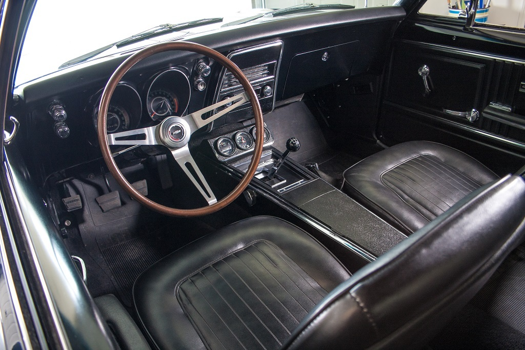 Chevy Muscle Cars >> 1967 Chevrolet Camaro Z28
