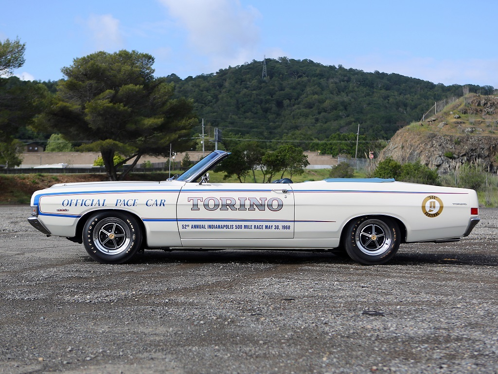 Ford Torino Gt Indy Pace Car