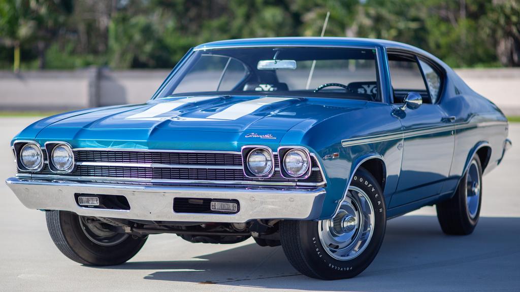 1969 Chevrolet Chevelle Yenko
