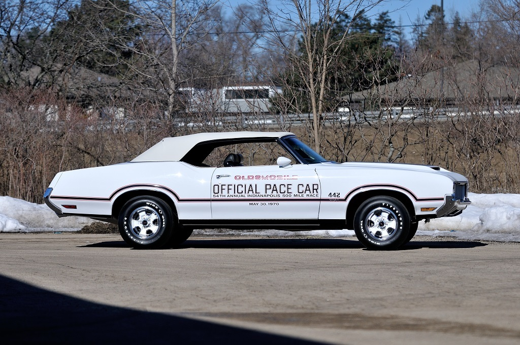 1970 Oldsmobile 442 Indy Pace Car