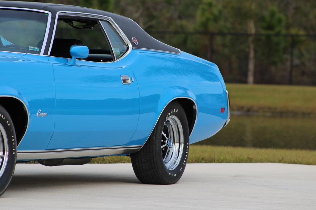 Bill Dodge Gmc >> 1971 Mercury Cougar XR7 429 Cobra Jet