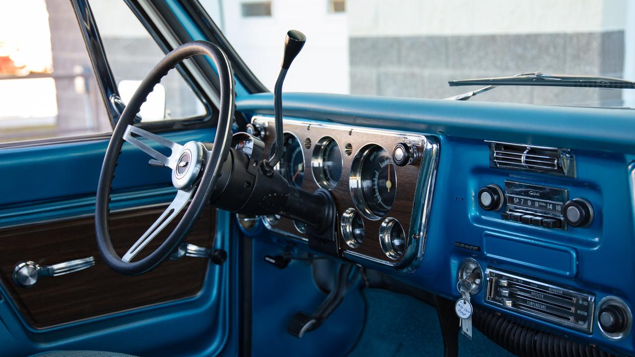 1972 Chevrolet Cheyenne Super 4x4 Pickup C10 1/2 Ton