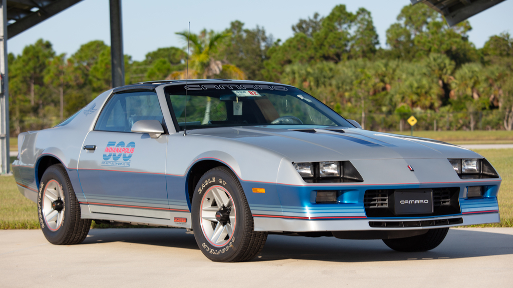 1982 Chevrolet Camaro Z28 Indy Pace Car