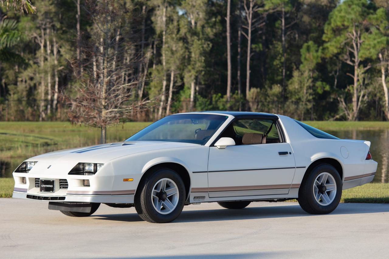 1984 chevrolet camaro z28 1984 chevrolet camaro z28