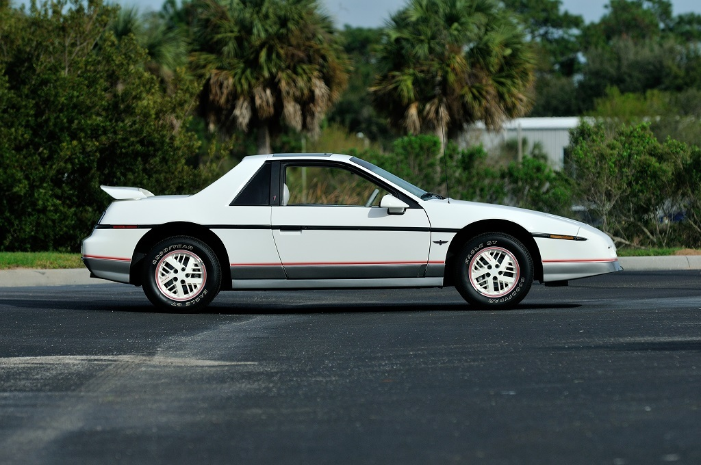 Ford Shelby Truck >> 1984 Pontiac Fiero Indy Pace Car