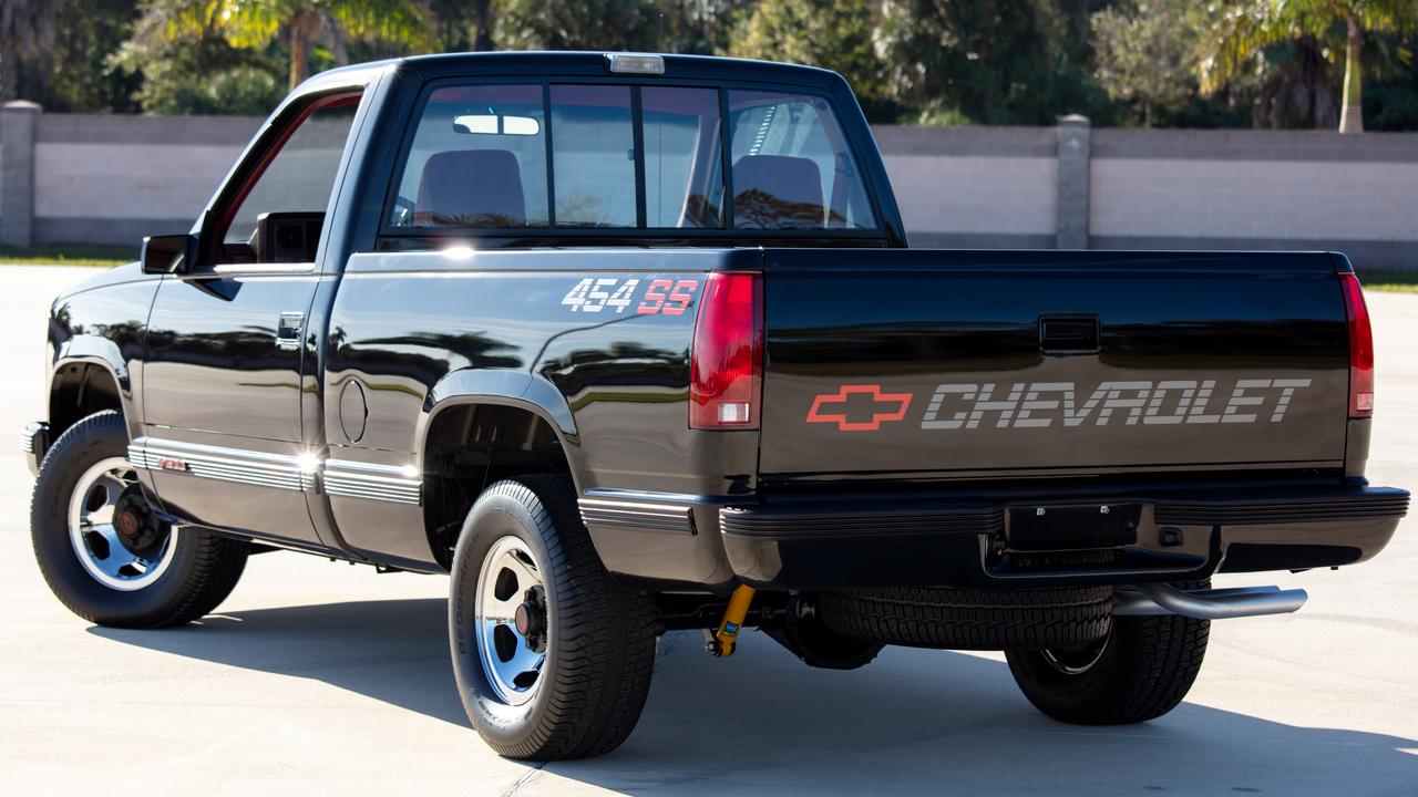 1990 Chevrolet Silverado Ss Pickup
