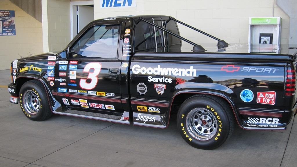 1991 Chevrolet Silverado Pickup Dale Earnhardt Edition