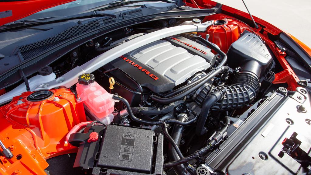 Chevrolet Camaro Hot Wheels Festival Pace Car