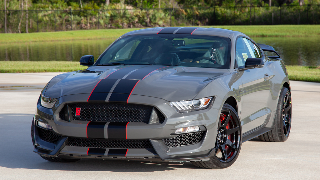 Ford Shelby Gt350r Interior >> 2018 Ford Mustang Shelby GT350R