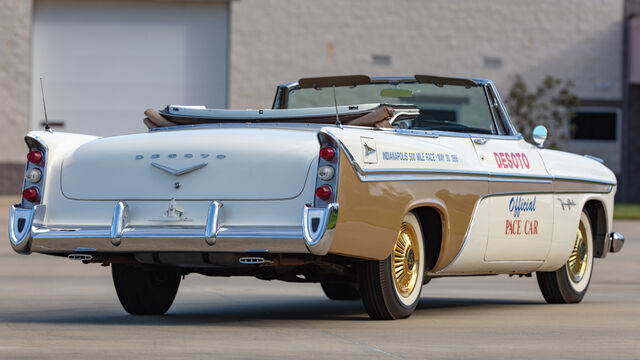 1956 DeSoto Fireflite Indy Pace Car