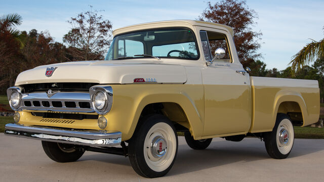 1957 Ford F100 1/2 Ton Pickup