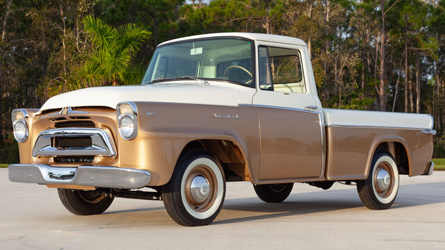 1957 International Harvester A100 Golden Jubilee 1/2 Ton Pickup