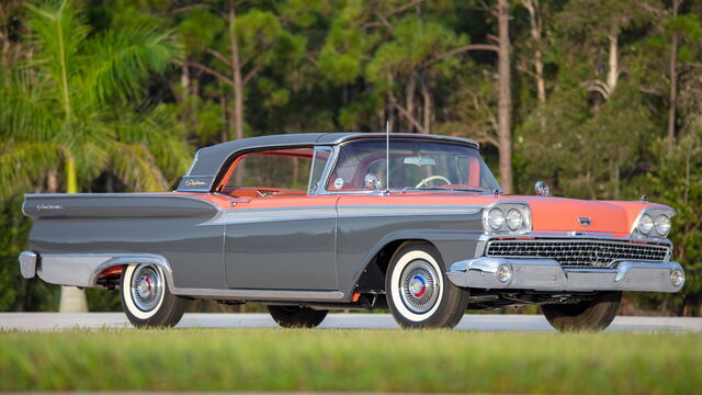 1959 Ford Fairlane 500 Galaxie Skyliner