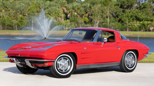 1963 Chevrolet Corvette Split-Window