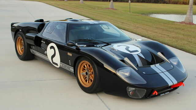 1966 Ford Shelby GT40 MK II 50th Anniversary Edition