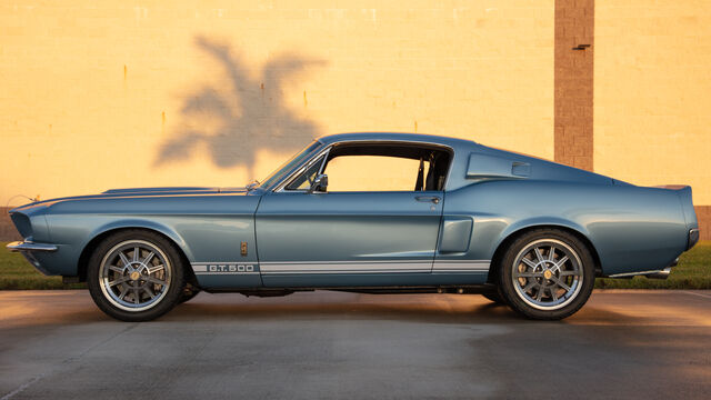 1967/2017 Revology Shelby Mustang GT500 Replica