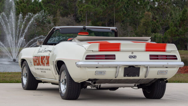 1969 Chevrolet Camaro Z11 Indy Pace Car