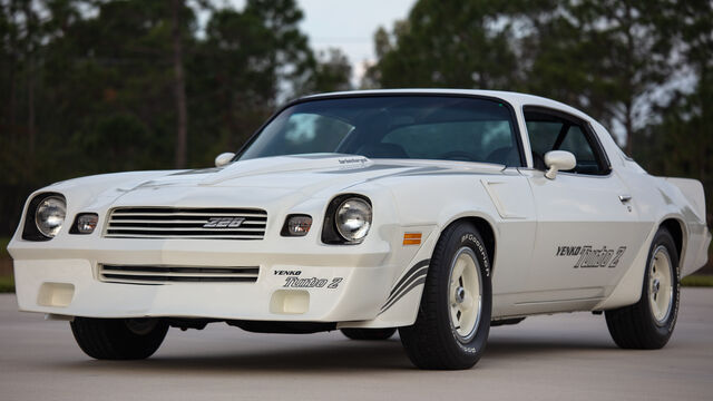 1981 Chevrolet Camaro Yenko Turbo Z Z28 Stage I 300