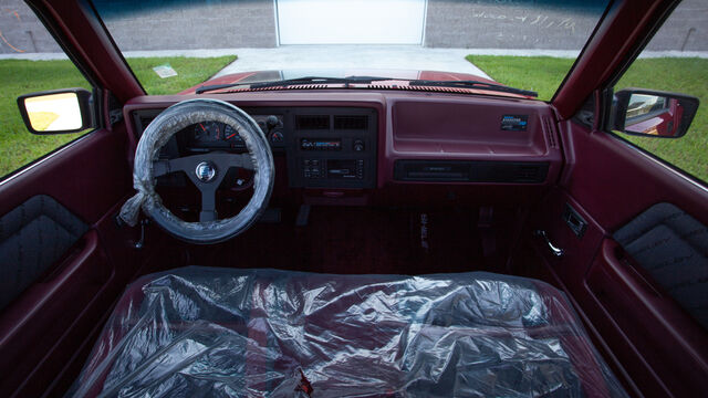 Ford Shelby Truck >> 1989 Dodge Shelby Dakota Pickup