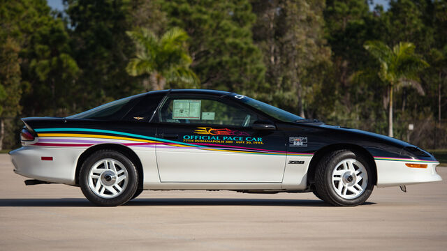 1993 Chevrolet Camaro Z28 Indy Pace Car
