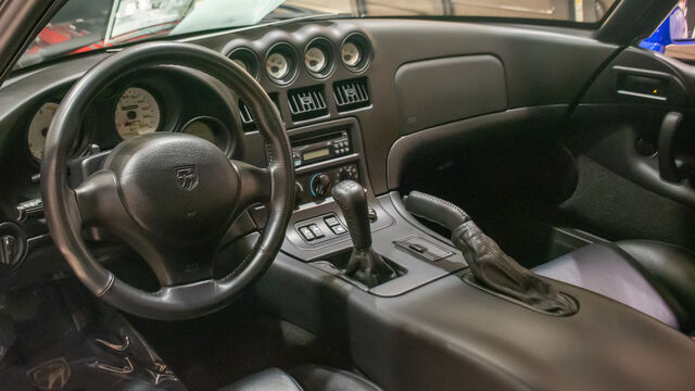 1996 Dodge Viper Indy Pace Car