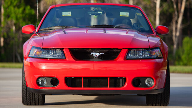 2003 Ford Mustang SVT Cobra 10th Anniversary