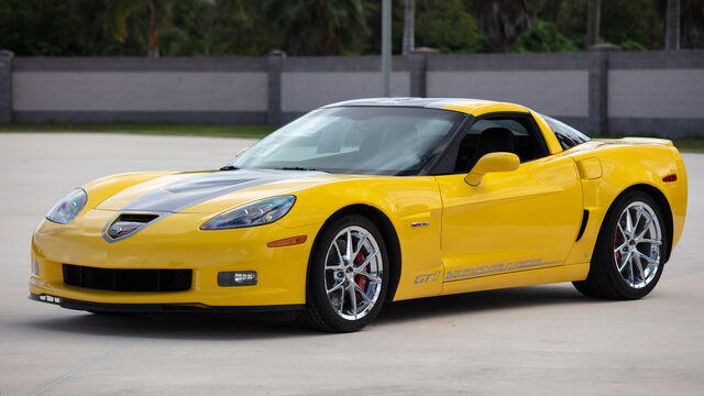 2009 Chevrolet Corvette Z06 GT1 Championship Edition Collector