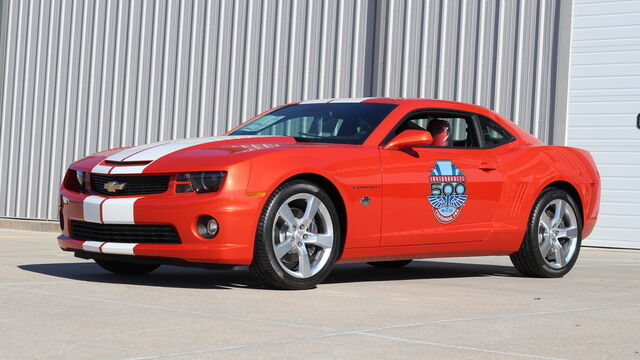 2010 Chevrolet Camaro Indy Pace Car