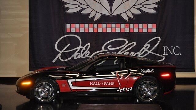 2010 Chevrolet Corvette Dale Earnhardt Special Edition