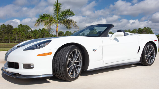 2013 Chevrolet Corvette 427 60th Anniversary Edition