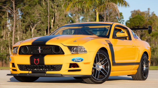 2013 Ford Mustang Boss 302S