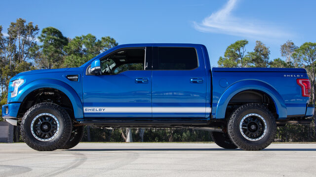 2016 Ford Shelby F150