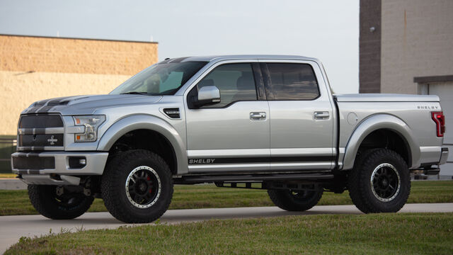 2017 Ford Shelby F150