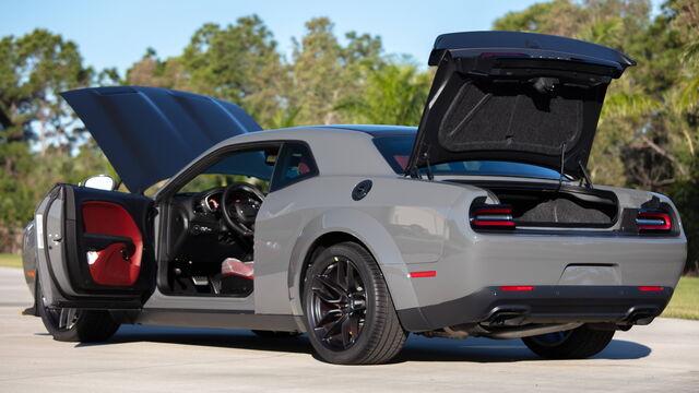 Boniface Hiers Chrysler Dodge >> 2019 Dodge Challenger SRT Redeye