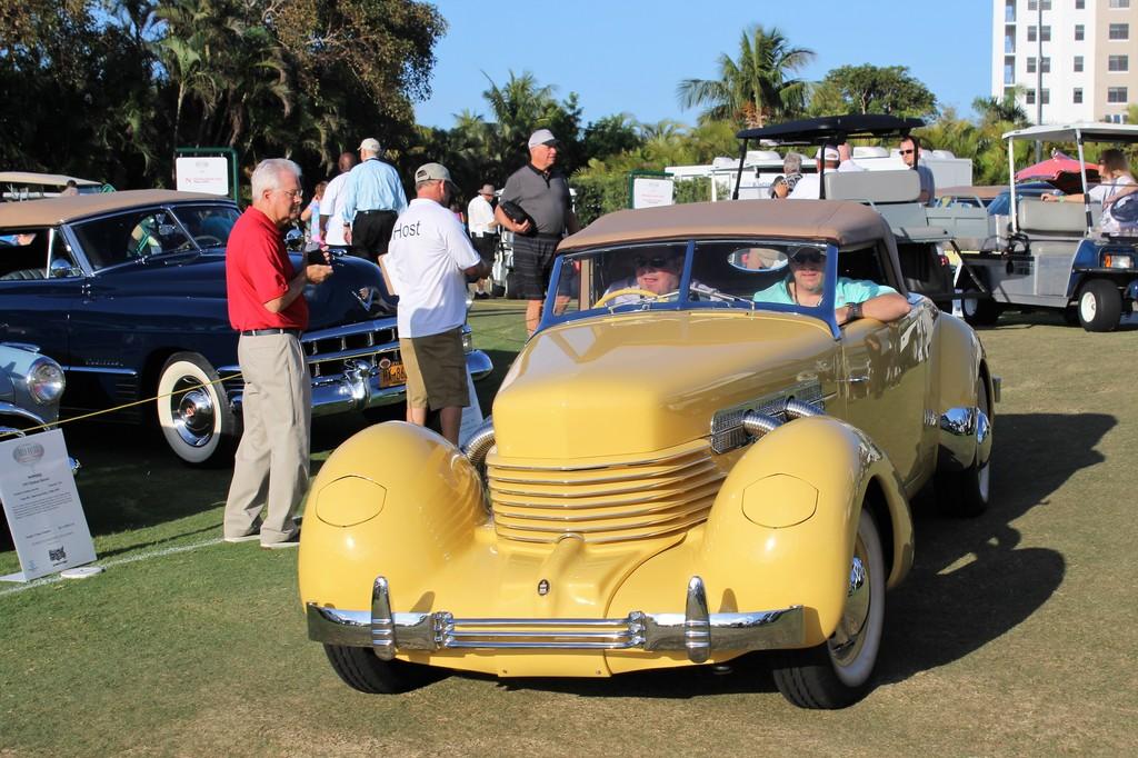 Bocaraton Old Car Event