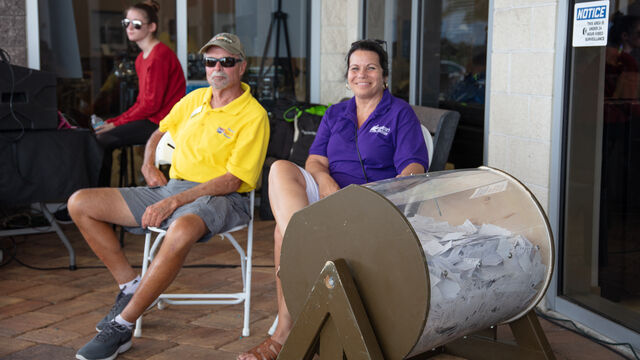 Brevard Alzheimer's Foundation Cookout