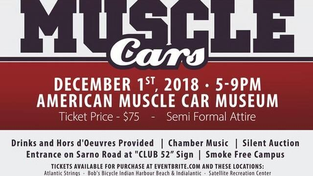 Music and Muscle Cars