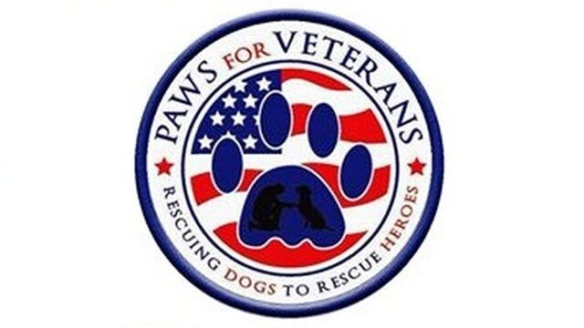 Paws for Veterans - Sponsored by Am Vets Post 34